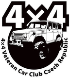 Veteran Car Club 4×4 Czech Republic